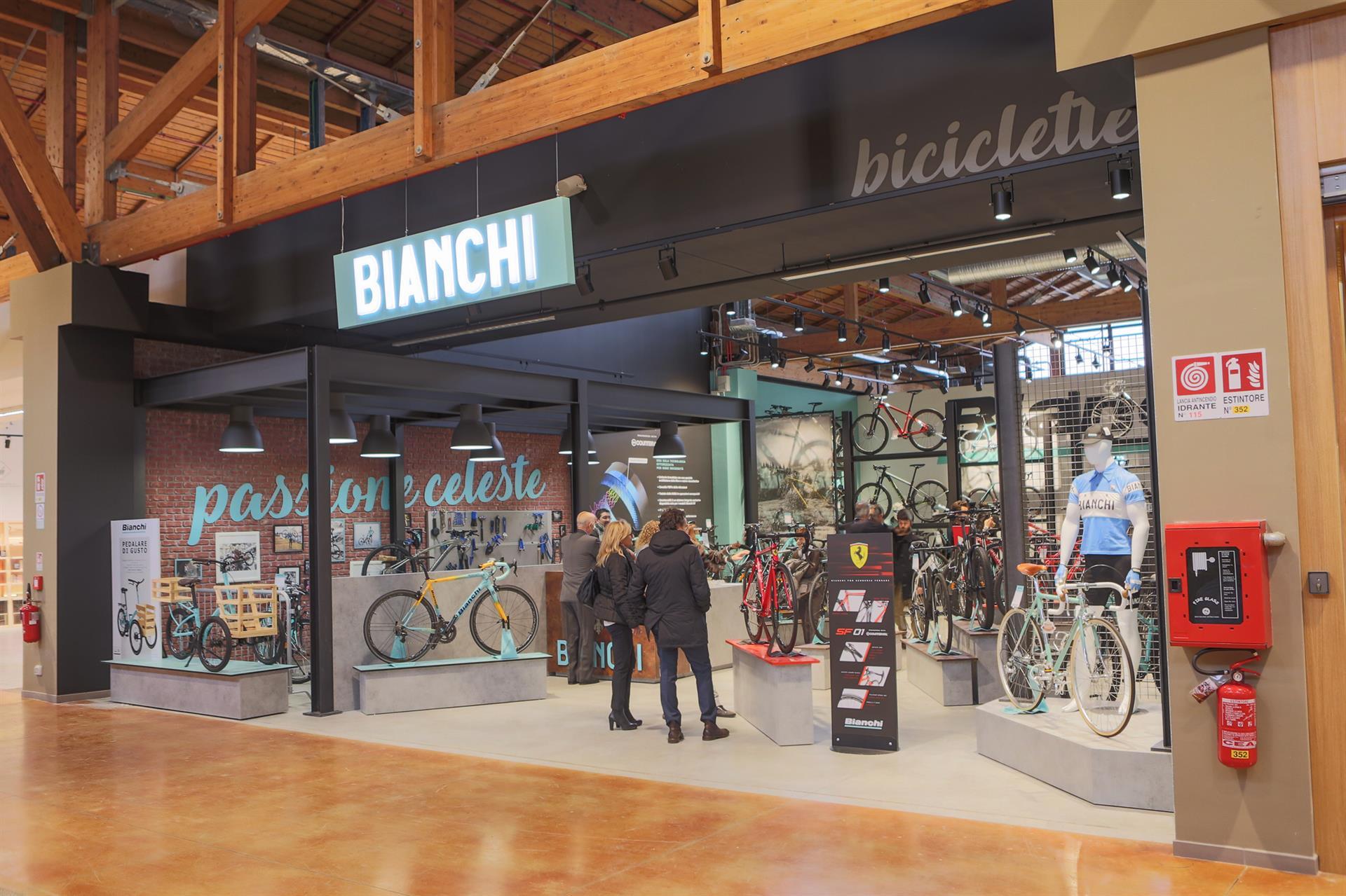 Bianchi Bike Store a FICO
